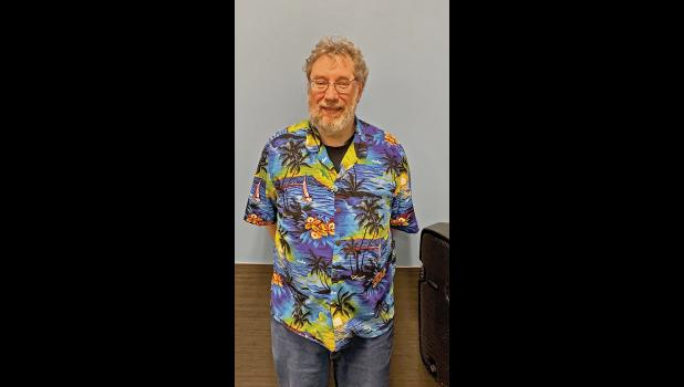 THE NEW TROPICS?—Rick Thoman, weather and climate expert, delivered a presentation on weather and warming climate in Alaska.