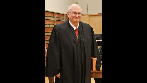 CENSURED— The Alaska Supreme Court issued an order to sanction Judge Tim Dooley with public censure.