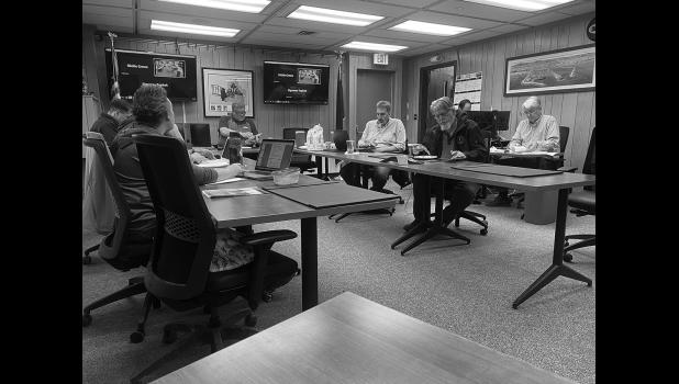 NOME COMMON COUNCIL— The Council passed the emergency authorization into second reading.