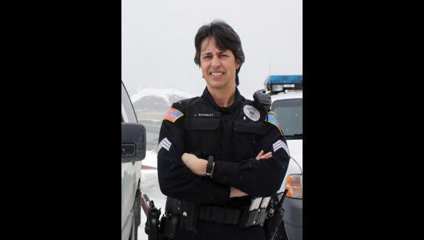 Police Chief candidate Jennifer Shockley