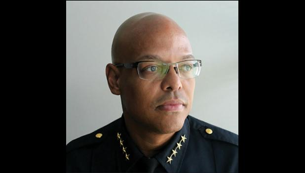 Police Chief candidate Joel Fitzgerald