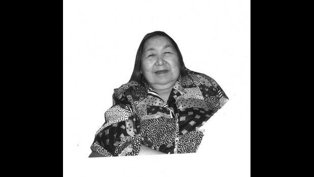 Eloise Minnie Piqshruk Oxereok Ahwinona