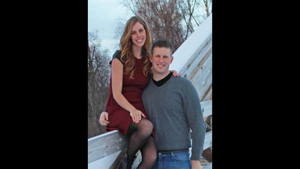 Stephanie Elizabeth Kemper and Daniel John Stang