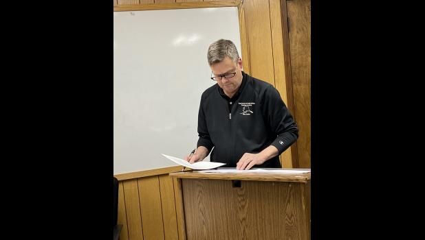 NPD Chief Bob Estes resigned.